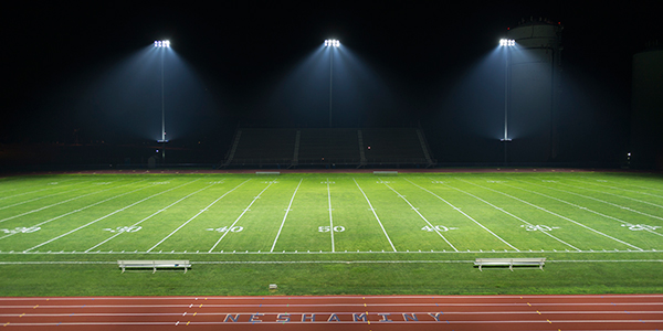 Major Sports Teams Make the Switch to LED Lighting